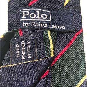 Boys Polo by Ralph Lauren Silk Tie
